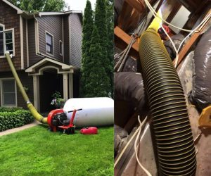 Sterling Heights Michigan Air Duct Cleaning Photos