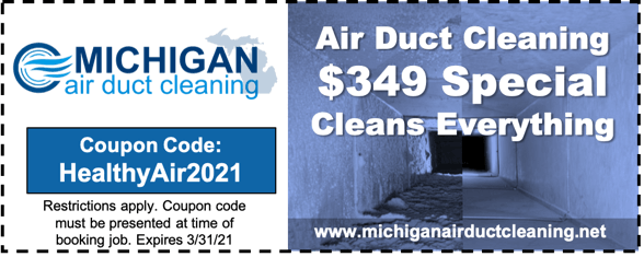 Air Duct Cleaning Coupon
